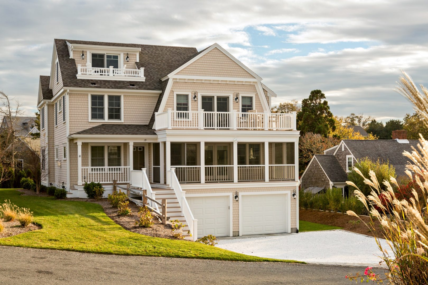 Northside bayview cape reef cape cod builders portfolio for Cape cod builder
