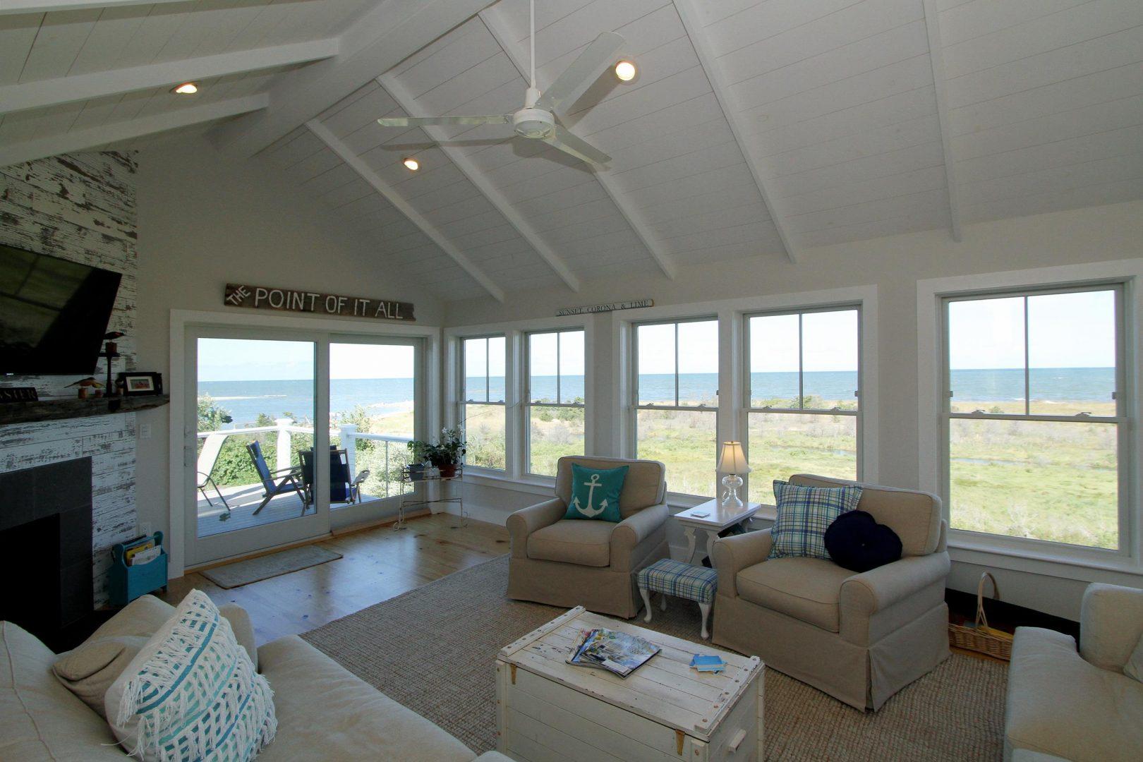 Brewster Waterfront Custom Reef Cape Cod Builders Portfolio